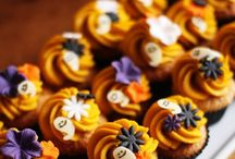 Halloween foods ハロウィンの料理