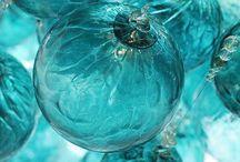 Blue 青 ブルー / 沢山の種類の青い景色や物などの写真