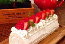 Roll Cakes ロールケーキ