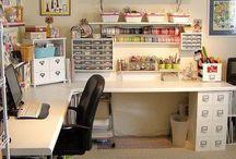 Craft room 作業部屋