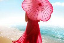 Umbrella 傘 / 素敵な傘を探してますが、なかなか好みの傘が売ってない〜(´;ω;`) ピンタレストで探し中です〜