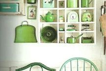 Green 緑色 グリーン