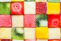 Fruits 果物 / 世界には見たことのない珍しい果物が沢山ありますね(´⊙ω⊙`)