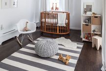 Kids + Baby Spaces / by Meg Biram