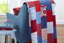Quilting Bee / Quilt inspiration & instruction / by Missy M.