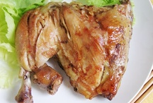 Chicken & Turkey / Poultry Main Dishes / by Lindsey Smith Mahan