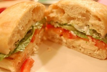 Sammich Time / Sandwiches, wraps, pitas and such / by Lindsey Smith Mahan