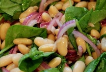 Salads & Dressings / Salad & stuff that goes on it / by Lindsey Smith Mahan