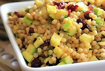 Veggies/Side Dishes / Side dishes- veggies, beans, rice, potatoes...any kind / by Lindsey Smith Mahan
