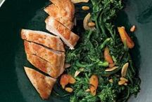 Simple Dinner Solutions / Make dinner time family time. Recipe-ready reasons to help you dine together every night.