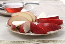 High Holy Days (Rosh Hashanah & Yom Kippur) / Prepare for the Jewish New Year with these easy recipes, great for a fresh start. We'll help you set the table, light the candles, and dip your apples in honey.  / by FreshDirect