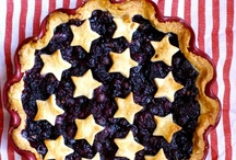 Get in the kitchen and make me a PIE! / Pies! Dessert kind only. / by Lindsey Smith Mahan