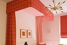 Tween Bedroom-Cheetah, Coral, and Pink! / A real stunner... this pink, coral, and cheetah bedroom combo is going my sweet tween so happy! / by Docica Magazine