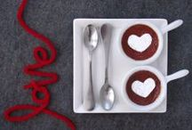 Valentine's Day Recipes / For the love of chocolate! Reasons to celebrate romance, even if it's just your love of food.