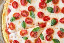 Pizza Party Ideas / What's more fun that a pizza party? Let everyone build their own pizza pies using FreshDirect ready-made dough and fresh ingredients.