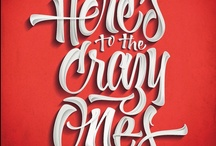 I luv TypoGraphy / by Shavanna Pinder