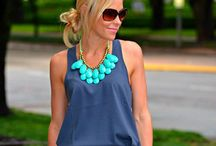 STYLIN' & PROFILIN': Summertime.... / Looks for summer. / by Katie Morton