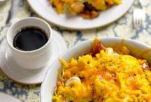Brunch / Meet me at noon for an early breakfast. / by Kathleen Kiepert
