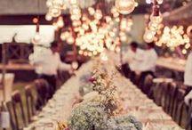 wedding ambience & decor. / by Diana Hioe