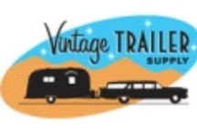 SMALL TRAILERS / by Linda Miller Woodward