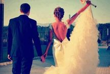 After I find Mr.Right♡ / Dream wedding! / by Maria Nicole