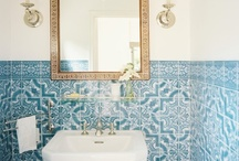 bathrooms / by Mark D Sikes