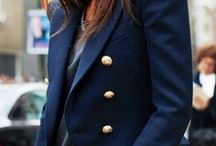 Stylish Things- Navy Blazers / by Mark D Sikes