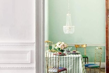 Sitting Room / Sewing Room Color Inspiration