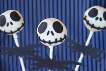 FOOD: Dessert Pops / Cake Pops, Cake Balls, Oreo Truffles, Cheesecake Bites, etc. Round or shaped sweets coated in chocolate. / by Arwen Morton