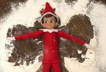 Christmas:  Elf on Shelf / by Sally Reynolds