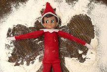 Christmas:  Elf on Shelf / by Sally Reynolds