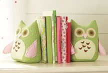 SEWING: Home Decor & Goods / by Arwen Morton