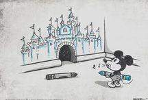 Disney ❤️ / by Hannah Ingraham