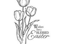 Blessed Easter stamp set / by Tammy Jo Tanner