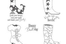 Bootiful Occasions stamp set / by Tammy Jo Tanner