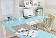 Home Ideas - Office/Craft Room / Decorating