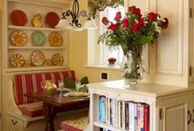 Home Ideas - Kitchen/Dining Room / All sorts of idea to organize and DIY my kitchen!