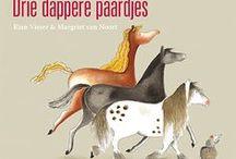 Drie dappere paardjes, circus, verwerkingstips / Verwerkingstips het prentenboek Drie dappere paardjes over paarden, circus, boerderij en manege.