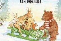 Een superslee, verwerkingstips / Verwerkingstips bij het prentenboek Een superslee over de winter, sneeuw, slee, ijspret en sneeuwpret.