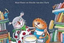 Het boekenfeest, verwerkingstips / Verwerkingstips bij het prentenboek Het boekenfeest over lezen, feest, boeken en verschillende kinderboekfiguren