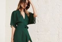 Fashion Forward: Spring 2016 / Spring Fashion brainstorming for bloomgirlblog.com