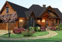 Home Fronts and Porches / by Amber Dawn