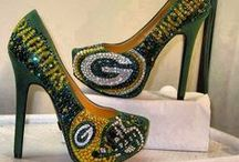 packers. / go pack go!! / by Erin Alyce