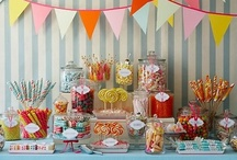 Celebrations / Cool party ideas for all ages and budgets. / by Kelley Phillips