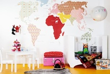 Wall ideas / Prints and posters for my walls / by Marike Bijlsma