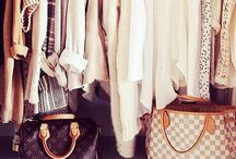 In My Closet / Shopping is cheaper than a psychiatrist  / by K