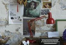 Office-ish / by Crosby Noricks