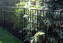 Pool fence / by Julie Voisin Zapton