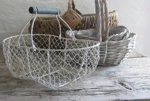 Baskets / by Linda Lemieux