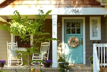 Exterior Design / by Kelley Phillips